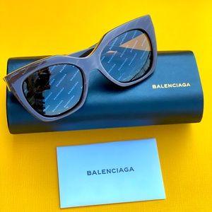 Balenciaga BA0132 54mm Women Sunglasses